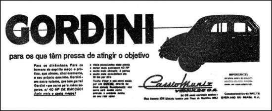O Estado de S.Paulo - 07/02/1964