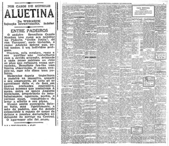 Publicado em 7/8/1920