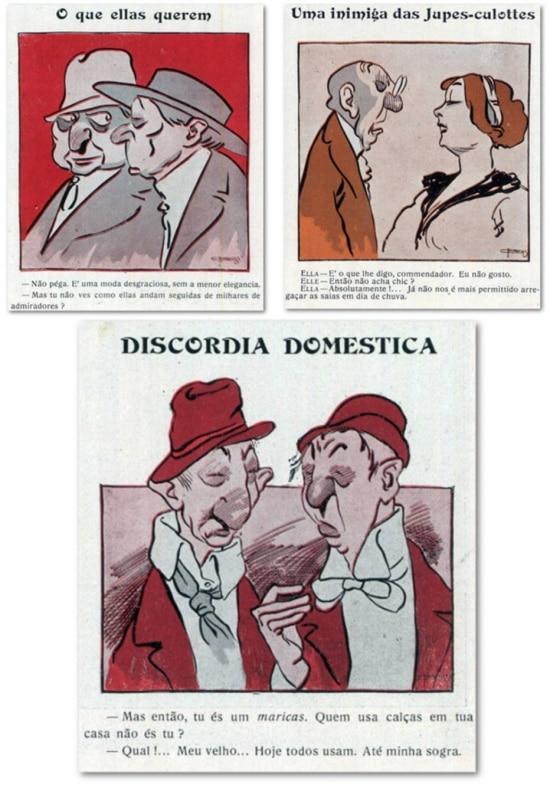 Revista Careta, 1911