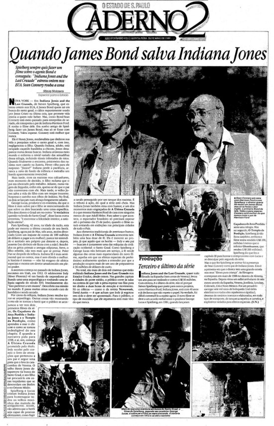 Estadão - 25/5/1989