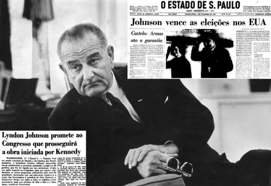 Posse: 1963/Eleição:1964/ Partido: Democrata