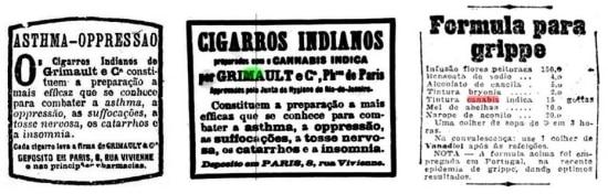 1623177004506 Maconha era vendida como medicamento no Brasil antes de ser criminalizada
