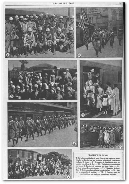 Suplemento Rotogravura- 25/8/1932