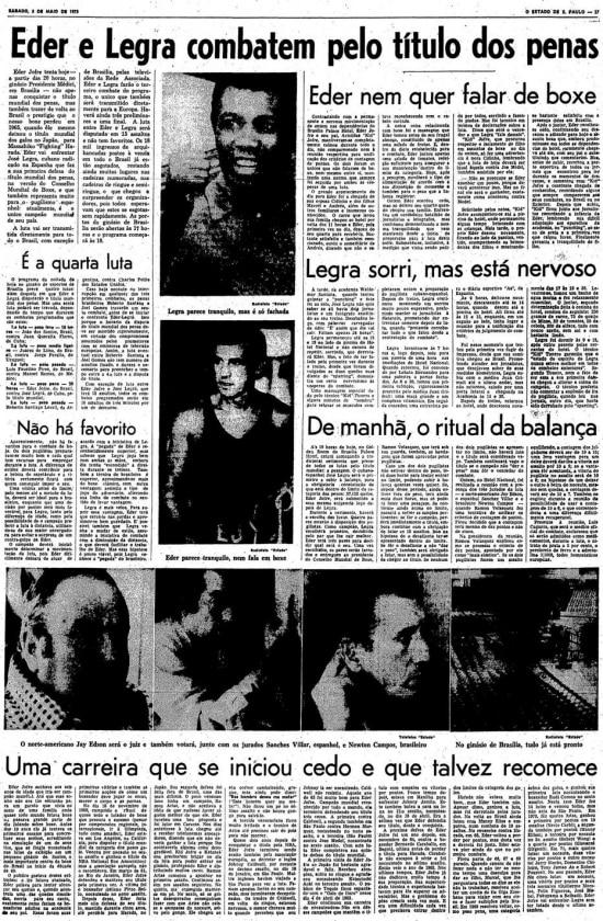 > Estadão - 05/5/1973
