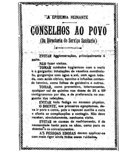 O Estado de S.Paulo - 18/10/1918  Clique aqui para ver a página