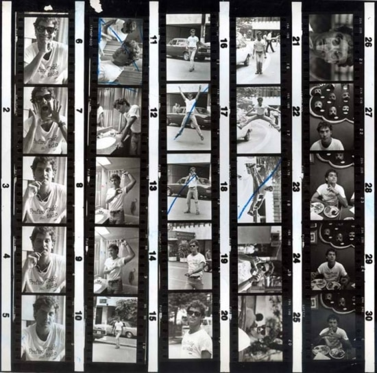 Cazuza (1986) em imagens doscontatos fotográficosdo Acervo Estadão.  Clique aqui para ver mais