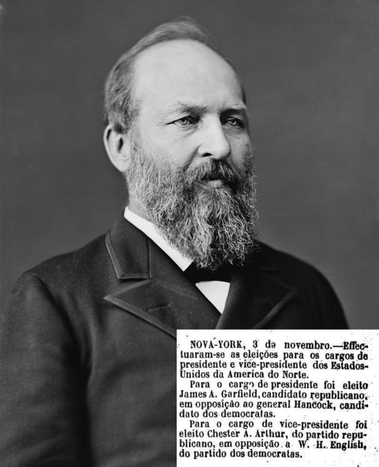 Eleição: 1880/ Partido: Republicano
