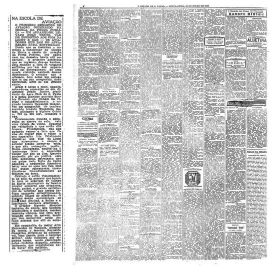 Publicado em 23/7/1920