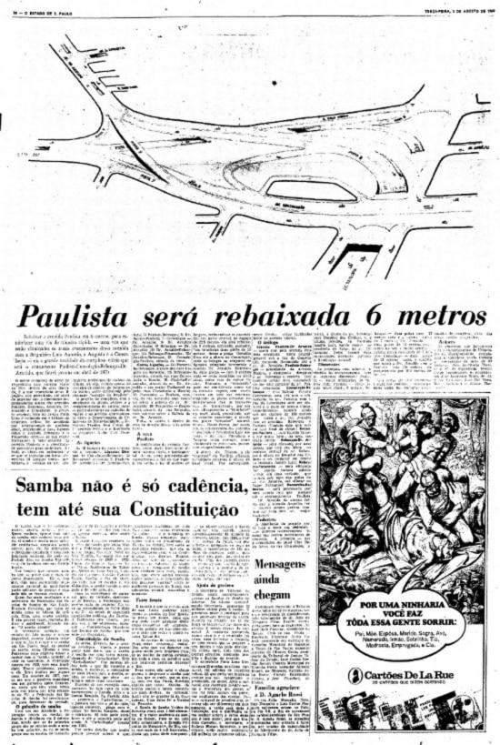 O Estado de S. Paulo - 5/8/1969