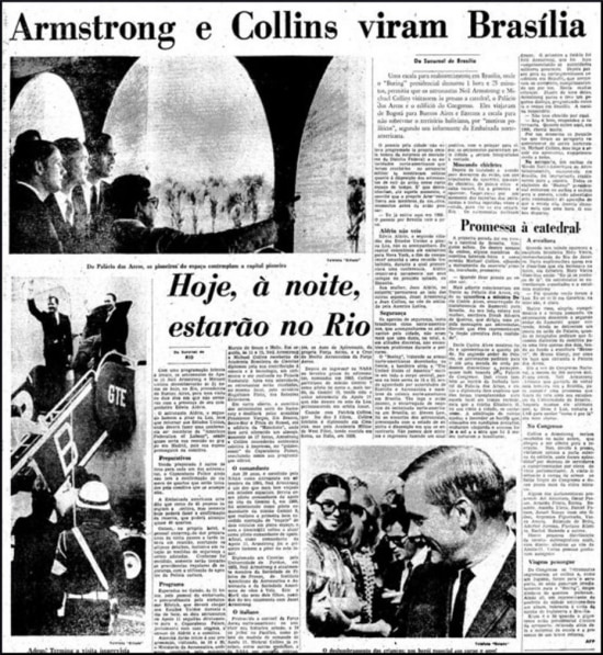 O Estado de S.Paulo - 02/10/1969