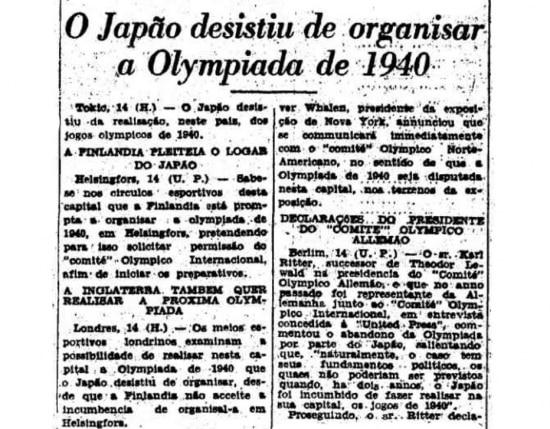 O Estado de S.Paulo - 15/7/1938  Clique aqui para ver mais