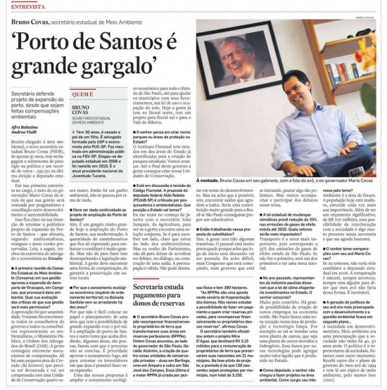 >> Estadão - 02/02/2011