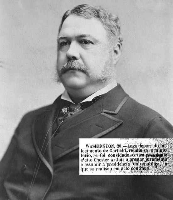 Posse: 1881/ Partido: Republicano