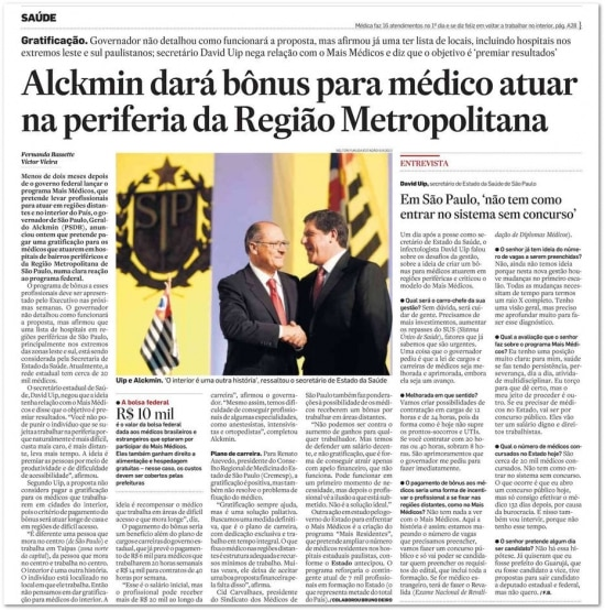 O Estado de S.Paulo - 07/9/2013