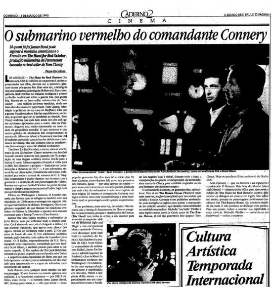 Estadão - 11/03/1990