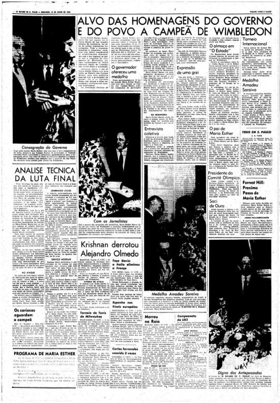 O Estado de S.Paulo - 12/7/1959