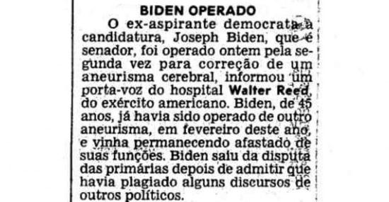 > Estadão - 04/5/1988