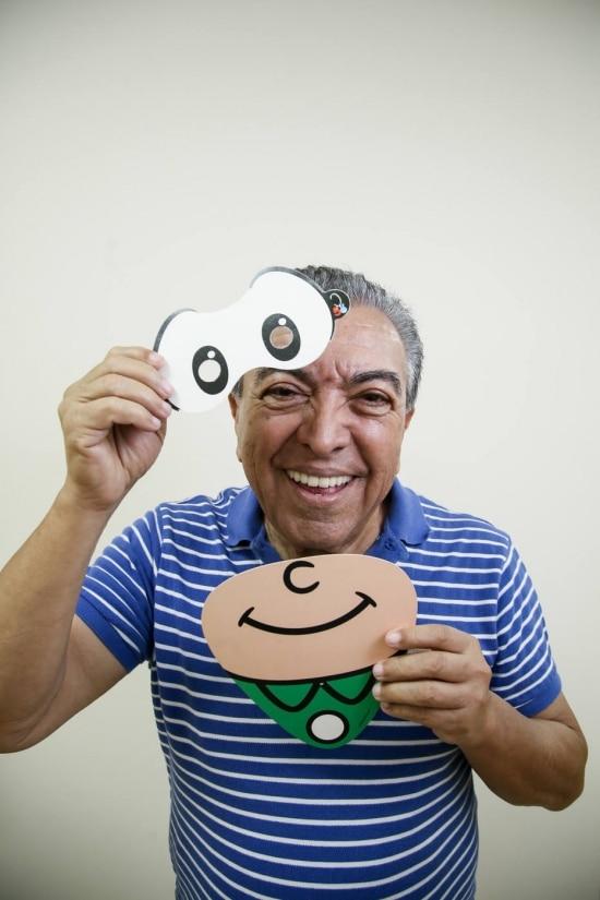 Mauricio de Sousa, ilustrador e um dos principais nomes dos quadrinhos no Brasil. Foto: Amanda Perobelli/Estadão