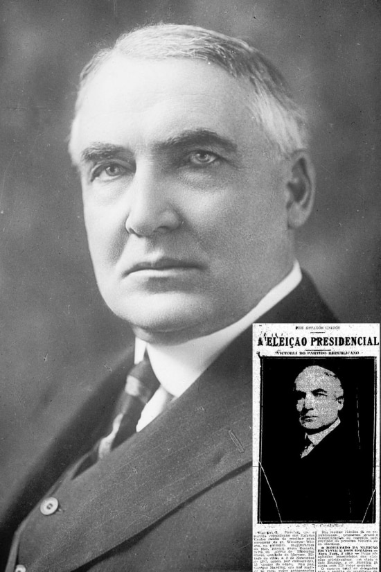 Eleição:1920/ Partido: Republicano