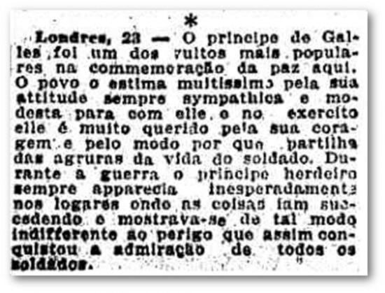 O Estado de S.Paulo - 24/07/1919 Clique aqui para ver a página