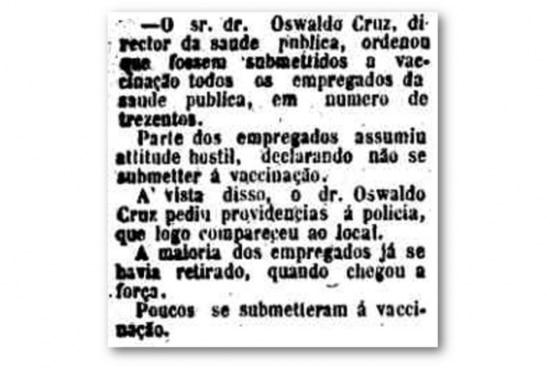 > Estadão - 18/9/1904