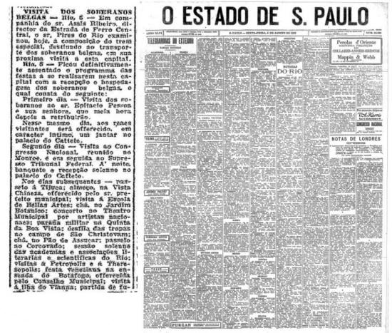 Publicado em 6/8/1920
