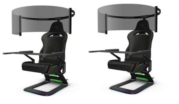 Cadeira ou cabine gamer?