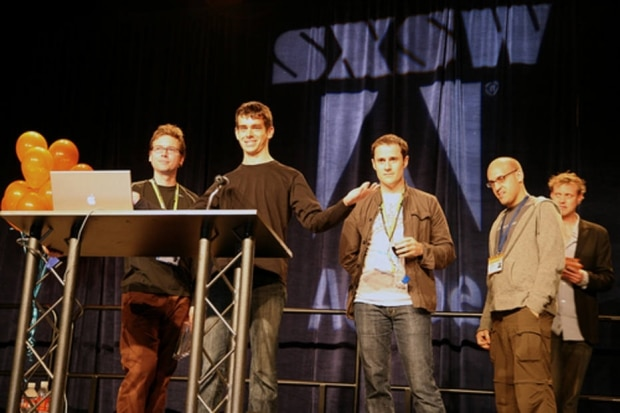 Prêmio na SXSW