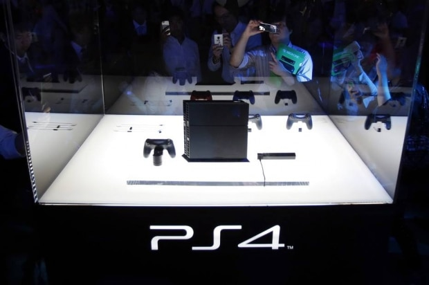Consoles de PlayStation 4