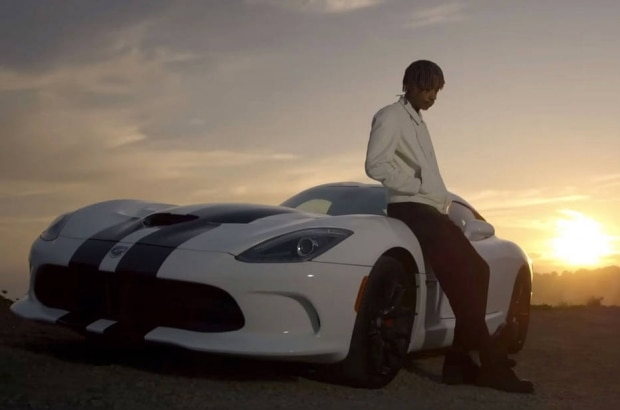 2º: Wiz Khalifa - See You Again Ft. Charlie Puth