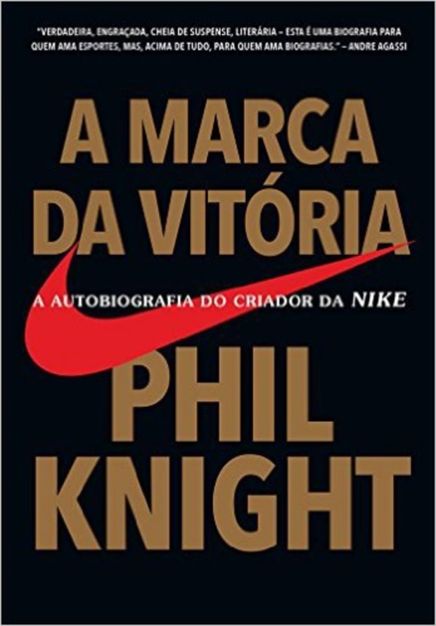 A Marca da Vitória, de Phil Knight