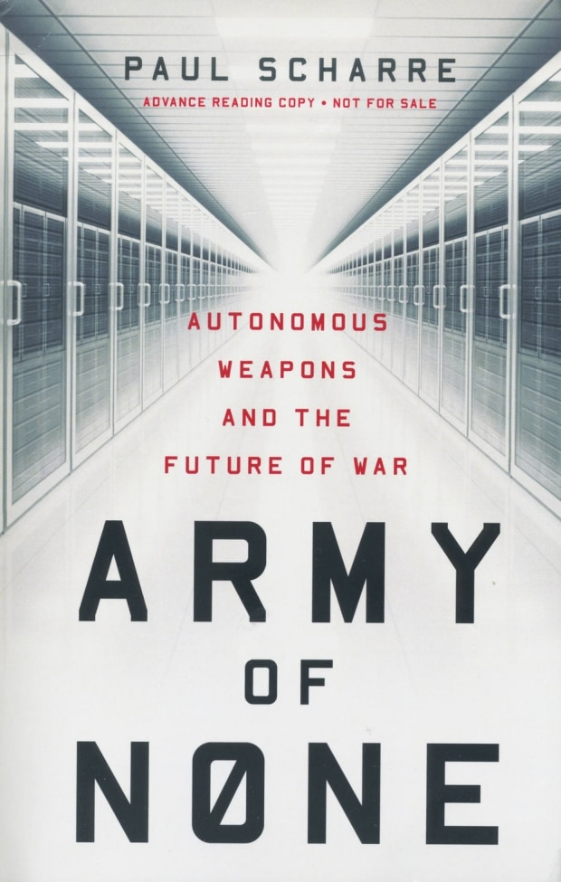 Army of None, de Paul Scharre
