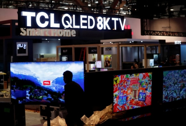 TCL X10 8K QLED