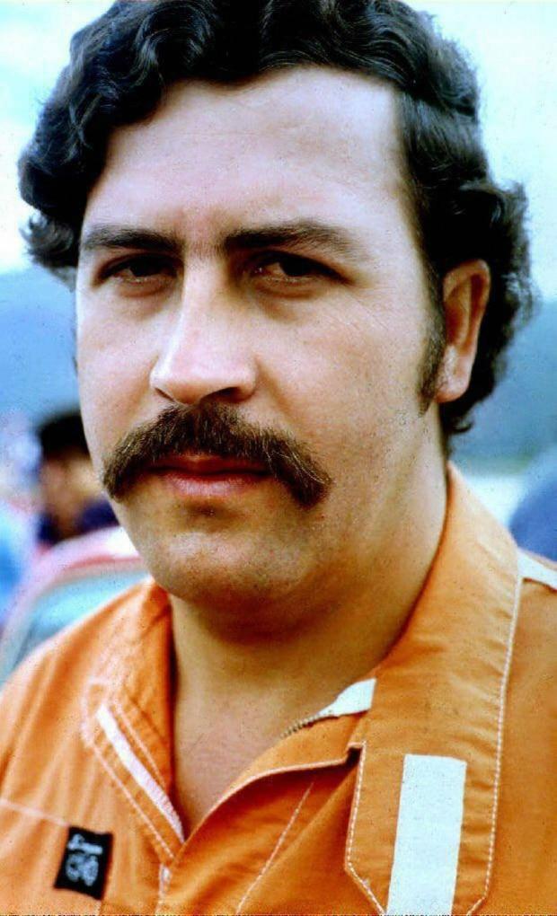 Pablo Escobar liderou o Cartel de Medellín e o tráfico de drogas na Colômbia