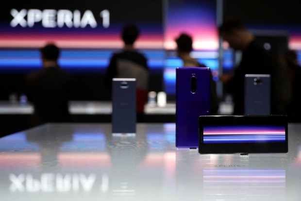 Xperia1, da Sony