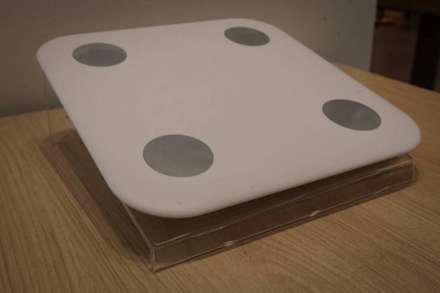 Balança inteligente