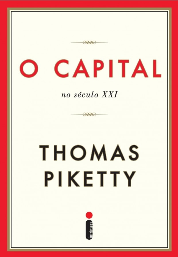 O capital no século XXI, de Thomas Piketty