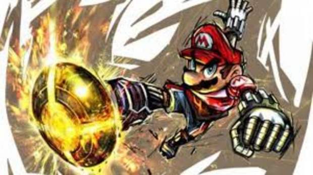 Mario Strikers Charged (Wii / 2007)