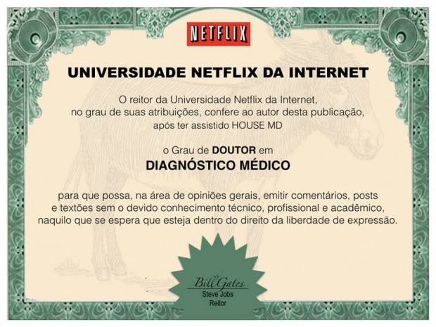 universidade da internet