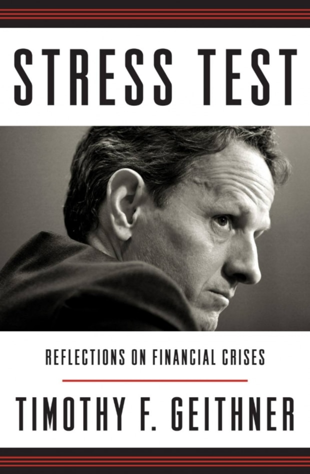 Stress Test, de Timothy F. Geithner