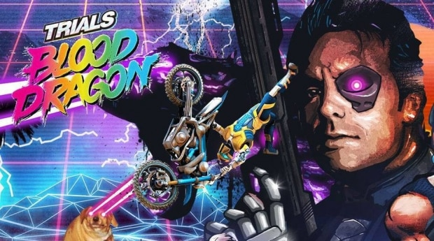 Trials of Blood Dragon