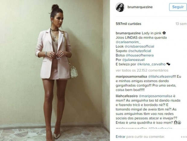 3 - Bruna Marquezine
