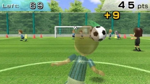 Soccer Up (Wii / 2011)