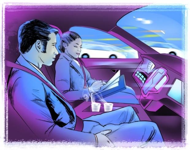 Carro autônomo para todos