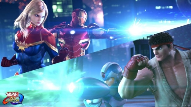 Marvel Vs. Capcom Infinite