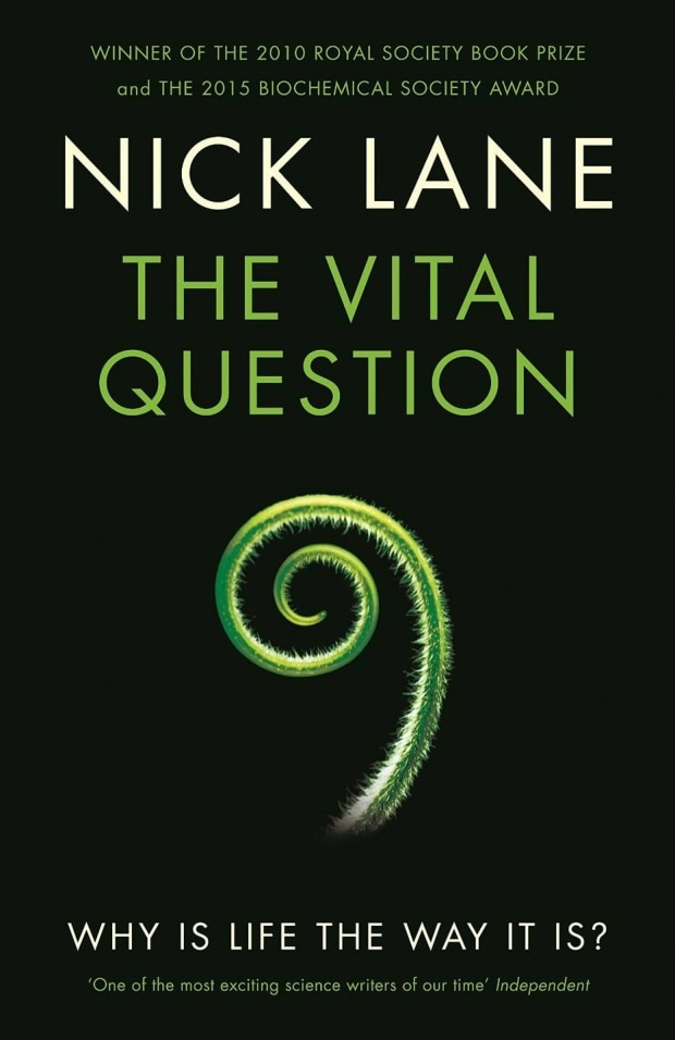 The Vital Question, de Nick Lane