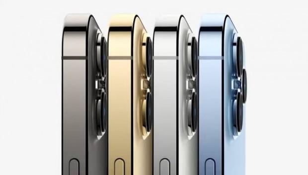 iPhone 13 Pro e iPhone Pro Max