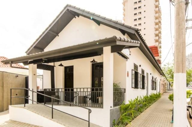 Fachada do novo restaurante Rudá, na Mooca