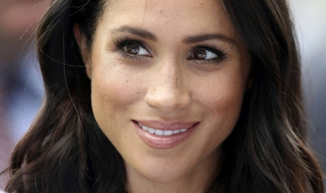 A duquesa de Sussex, Meghan Markle.