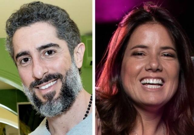 Marcos Mion e Camila Colombo